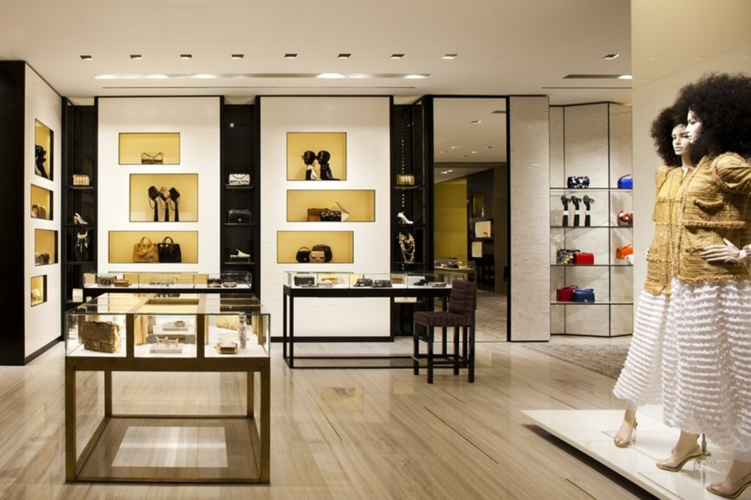 Look At This Effing Chanel Store Houstonia