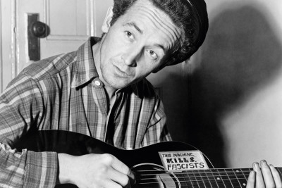 Woody guthrie tczd2x