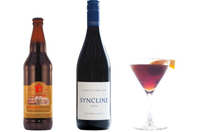 Three drinks onslzn