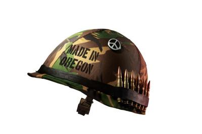 Army helmet kzjopv