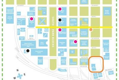 Psu campus map z6d11j