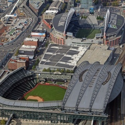 Seattle stadiums paul fell au1pye
