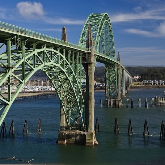 Newport oregon bridge anatoliy lukich wwrwtv