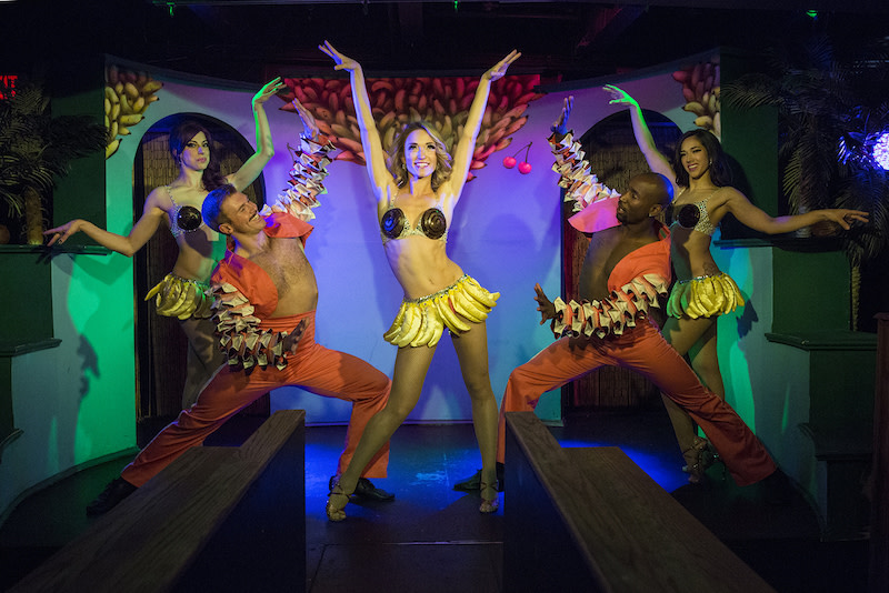 Go See Flamingo Burlesque At The Can Can