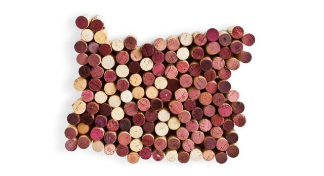 Oregon state cork design