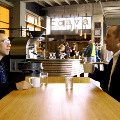Seinfeld armisen comedians in cars getting coffee exqm74