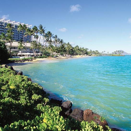 Kahala hotel and resort n0v0z3