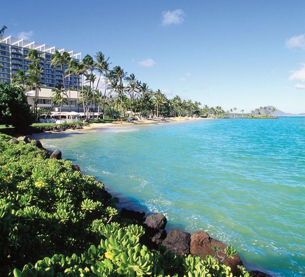 Oahu's Kahala Hotel & Resort