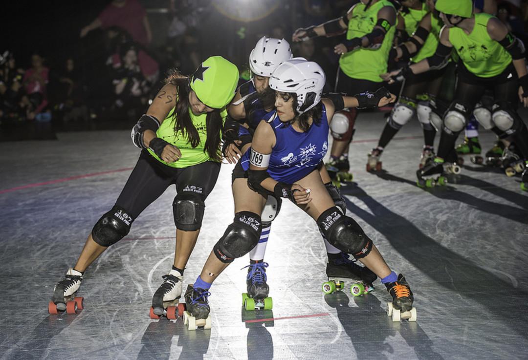 Roller skating houston - Image Houston Roller Derby