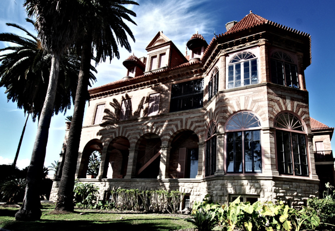 Historic Homes Of Galveston Houstonia