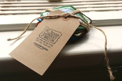 Travel oregon patches giveaway jfcmbt