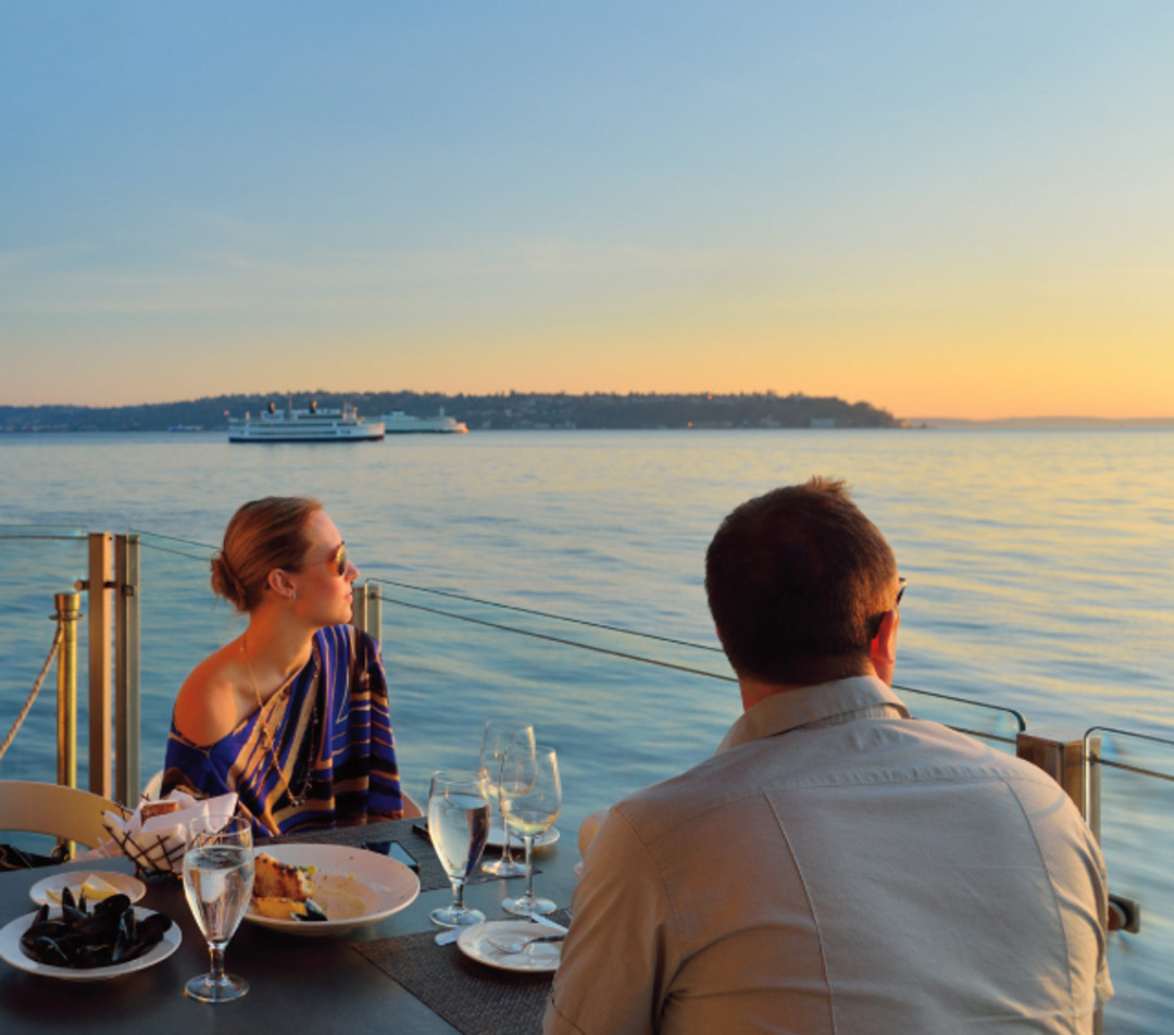 dining seattle waterfront. eat, play, and stay on the waterfront dining seattle