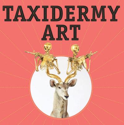 Cover.taxidermy fx6emy