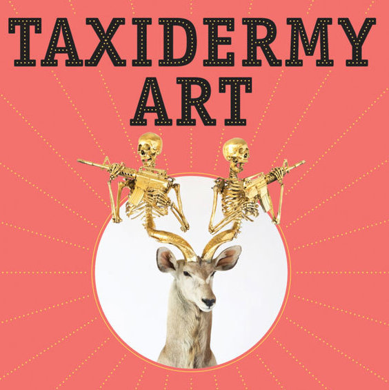 Cover.taxidermy fx6emy