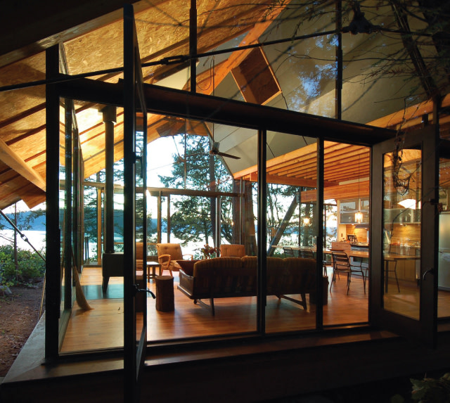 architectural gems that are vacation rentals seattle met