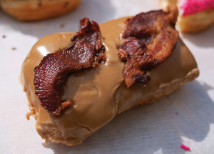 Voodoo Doughnut Maple Bacon Bar