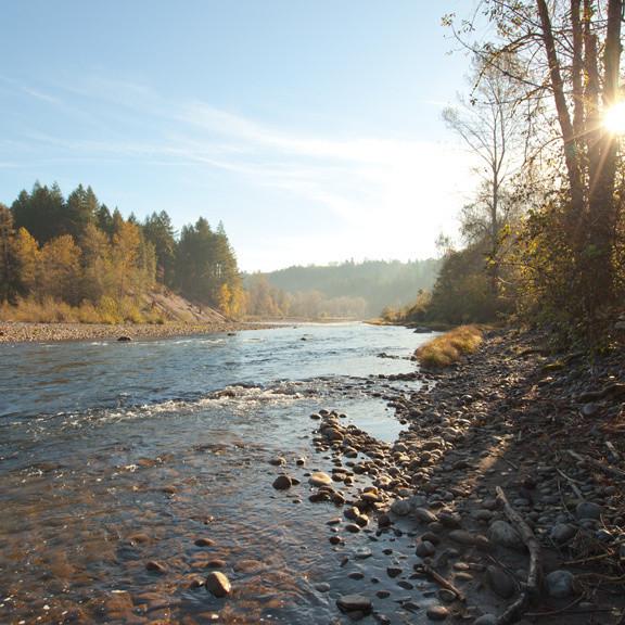 Sandy river impdac