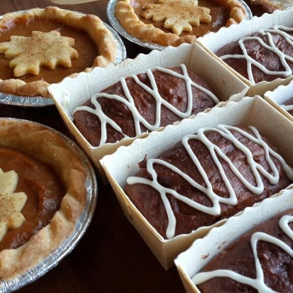 Tula gluten free bakery s pumpkin tarts  kabocha squash cakes  pear tarts xwejpm