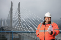 Thumbnail for - The Incredible Story of an Engineer Behind Portland's Newest Bridge