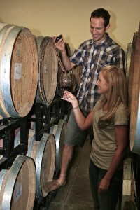 young winemakers