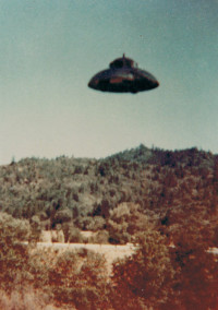 medford oregon ufo 1960s