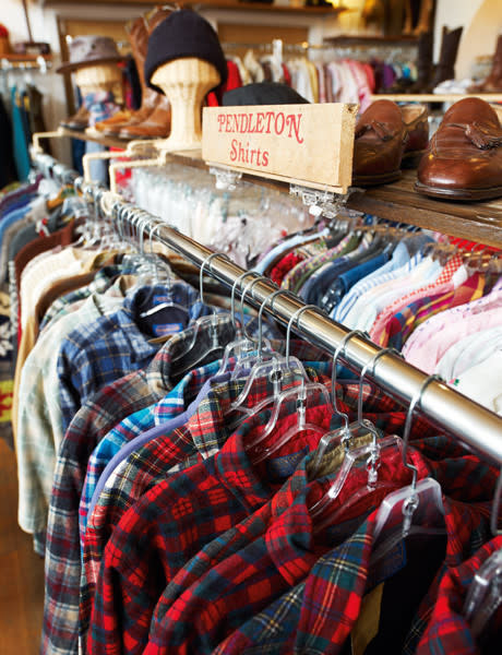 A Guide to Portland's Vintage Shops | Fashion Features | Portland ...