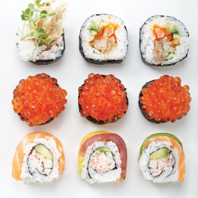 Sushi rolls rbg sr8zgg