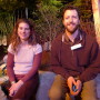 Yveline and Scott of Living Gardens