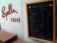 Cafe Spella cart
