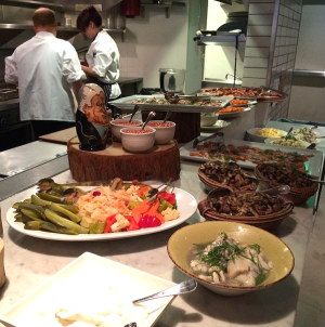 A full Russian feast at Imperial from Vitaly Paley