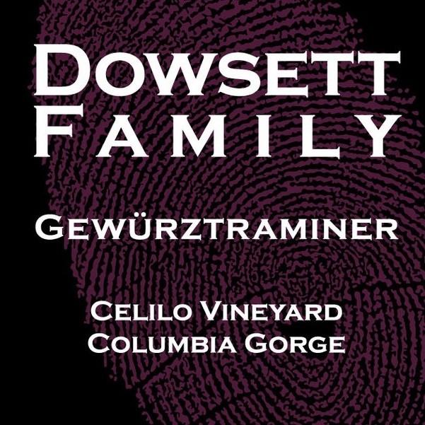 Dowsett family gewu rztraminer  qezlvo