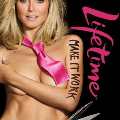 Heidi klum project runway season 9 poster bsemmz