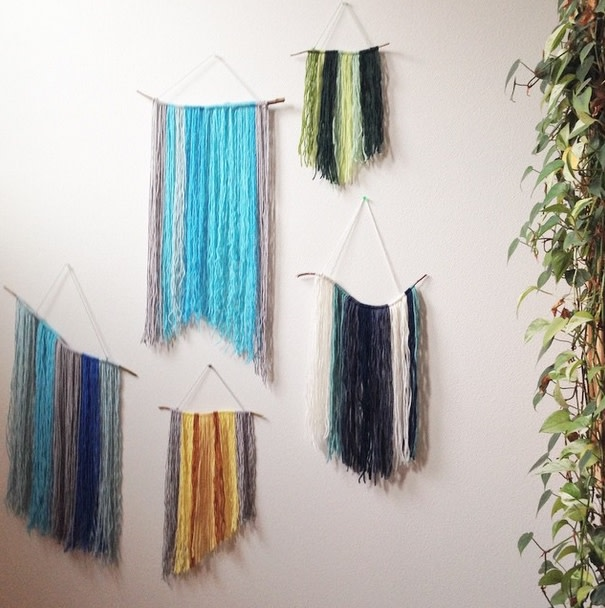 Boho Wall Hanging road trip item of the moment: boho wall hangings in bellingham