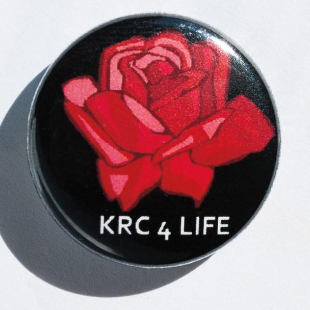Krc for life pin zlkdff