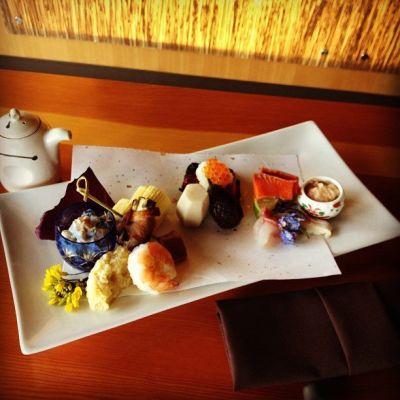 Sushi kappo tamura brunch blumt4