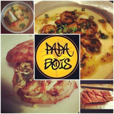 Papa bois food truck tveq6y