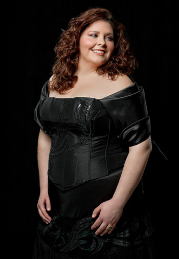 Angela Meade stars in Opera in the Park
