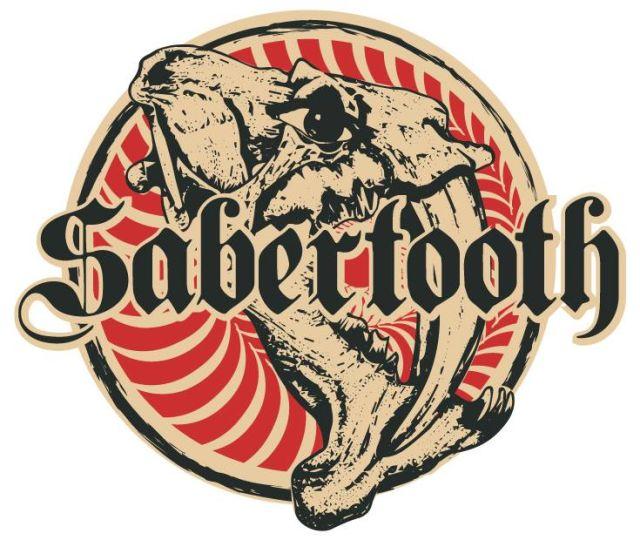 Sabertooth music festival logo wsaskq