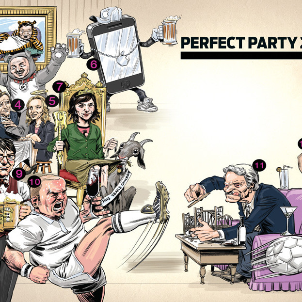 Perfect party sqgcvy