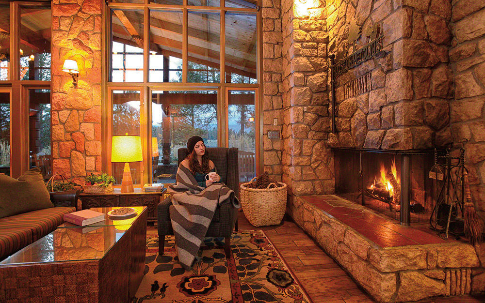 25 Cozy Northwest Lodges Portland Monthly