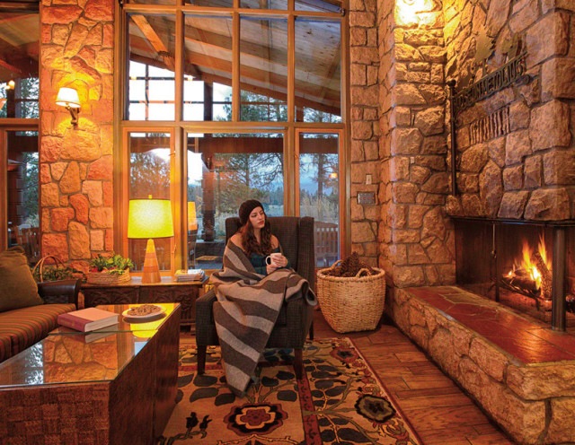 25 cozy northwest lodges portland monthly for House of metolius
