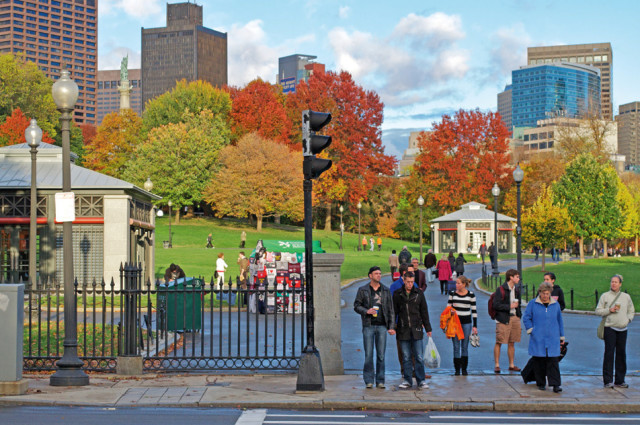 boston common park