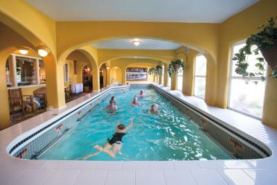Rosario resort pool tdypxx