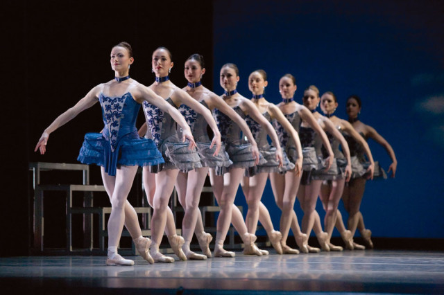 purist ballet line