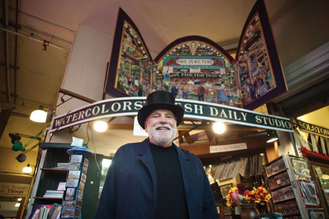 Michael yaeger mayor of pike place market jbheva