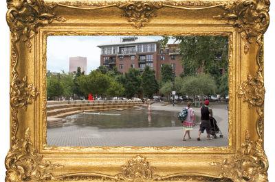 Portland pearl water fountain xiqy2l