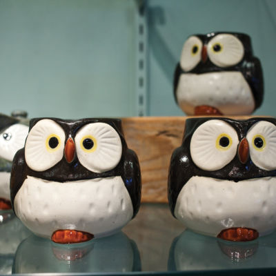 Owl tea set whmgh8