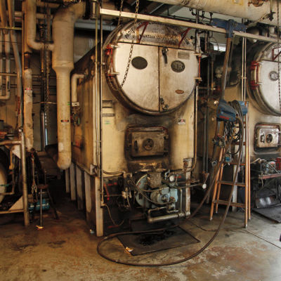 Portland school boiler room q3emzg