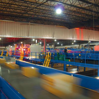 Fed ex distribution warehouse bi7num