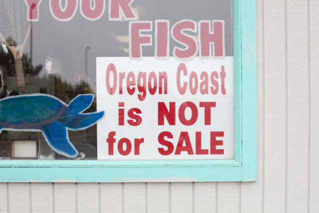 coast not for sale